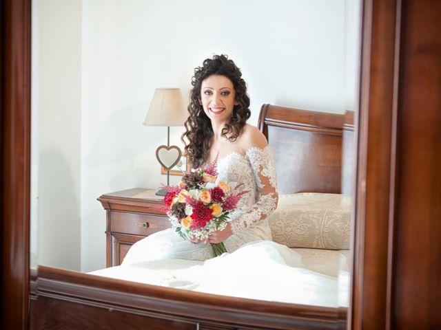 Il matrimonio di Alex e Sabrina a Sulmona, L'Aquila 14