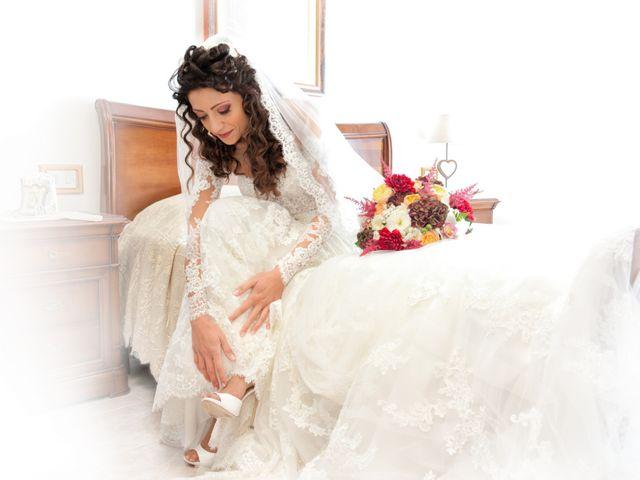 Il matrimonio di Alex e Sabrina a Sulmona, L'Aquila 16