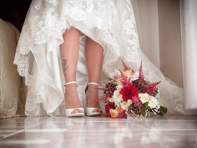 Il matrimonio di Alex e Sabrina a Sulmona, L'Aquila 18