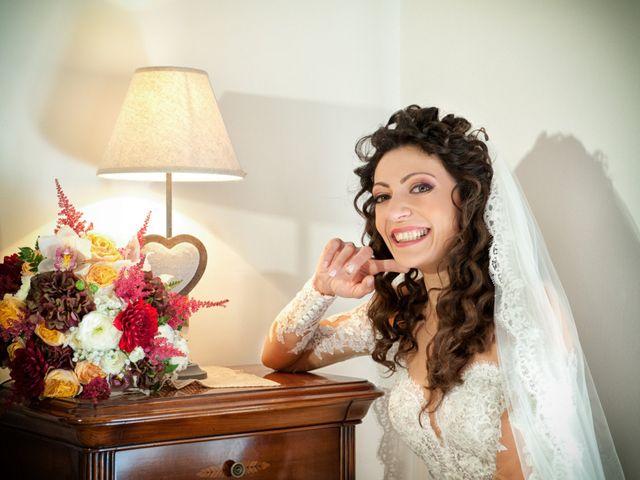 Il matrimonio di Alex e Sabrina a Sulmona, L'Aquila 19