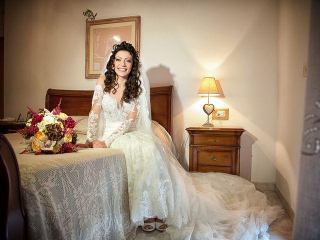 Il matrimonio di Alex e Sabrina a Sulmona, L'Aquila 20