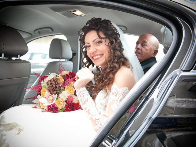 Il matrimonio di Alex e Sabrina a Sulmona, L'Aquila 21
