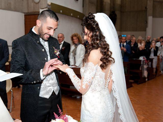 Il matrimonio di Alex e Sabrina a Sulmona, L'Aquila 24