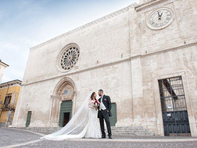 Il matrimonio di Alex e Sabrina a Sulmona, L'Aquila 28