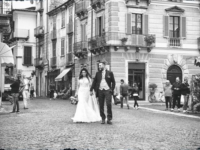 Il matrimonio di Alex e Sabrina a Sulmona, L'Aquila 30