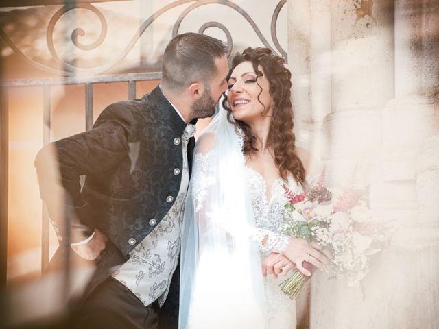 Il matrimonio di Alex e Sabrina a Sulmona, L'Aquila 1