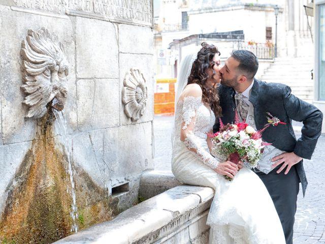 Il matrimonio di Alex e Sabrina a Sulmona, L'Aquila 32