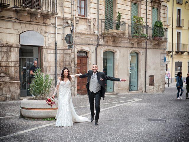 Il matrimonio di Alex e Sabrina a Sulmona, L'Aquila 2
