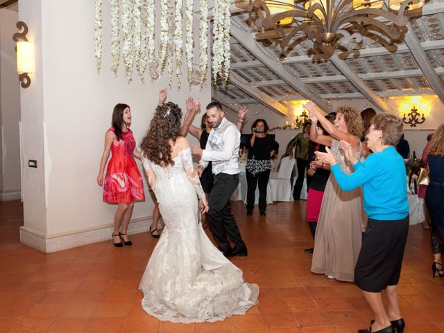 Il matrimonio di Alex e Sabrina a Sulmona, L'Aquila 34
