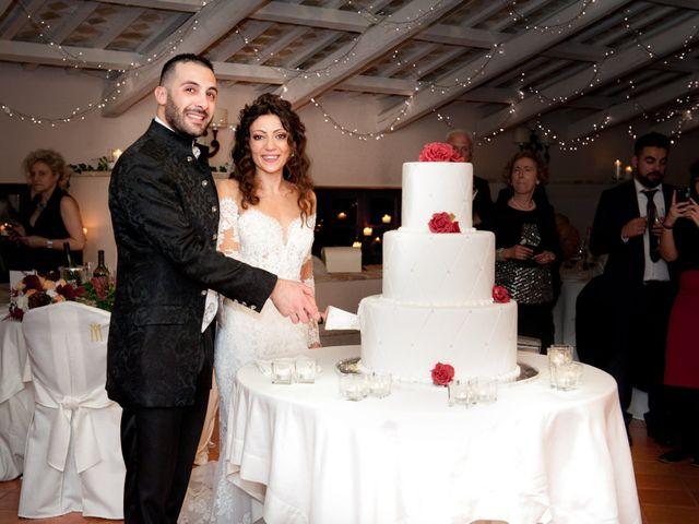 Il matrimonio di Alex e Sabrina a Sulmona, L'Aquila 35