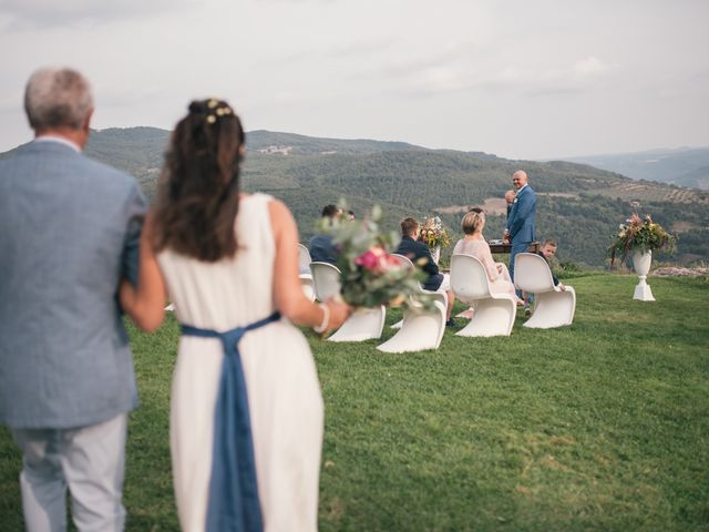 Il matrimonio di Ian e Kety a Acquapendente, Viterbo 18