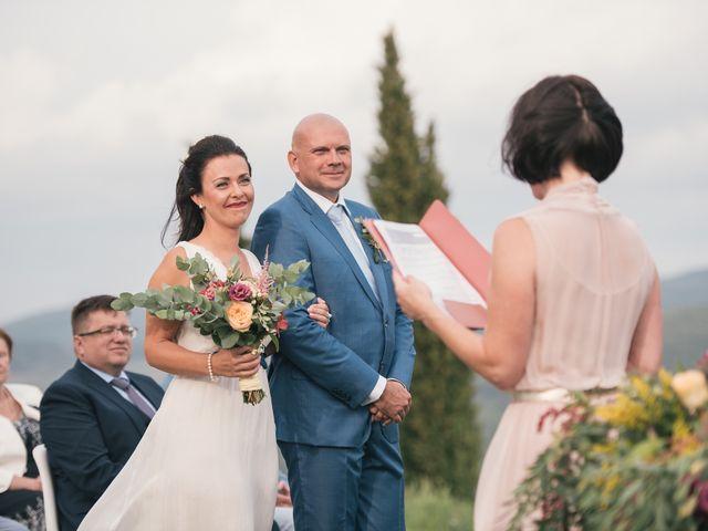 Il matrimonio di Ian e Kety a Acquapendente, Viterbo 19