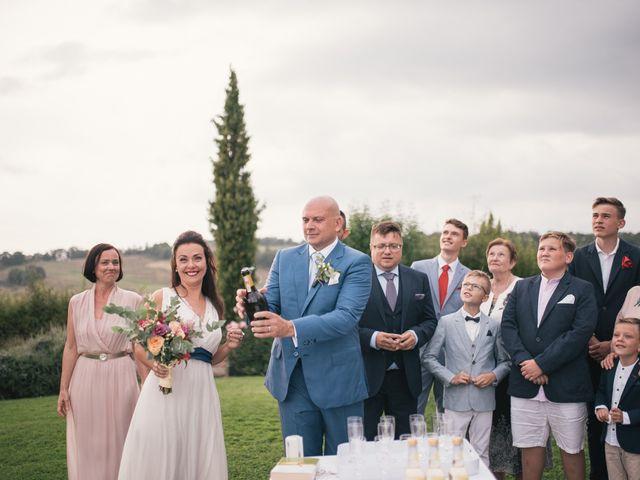 Il matrimonio di Ian e Kety a Acquapendente, Viterbo 22