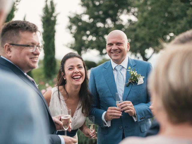 Il matrimonio di Ian e Kety a Acquapendente, Viterbo 23