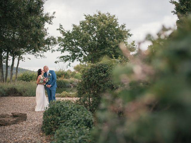 Il matrimonio di Ian e Kety a Acquapendente, Viterbo 25