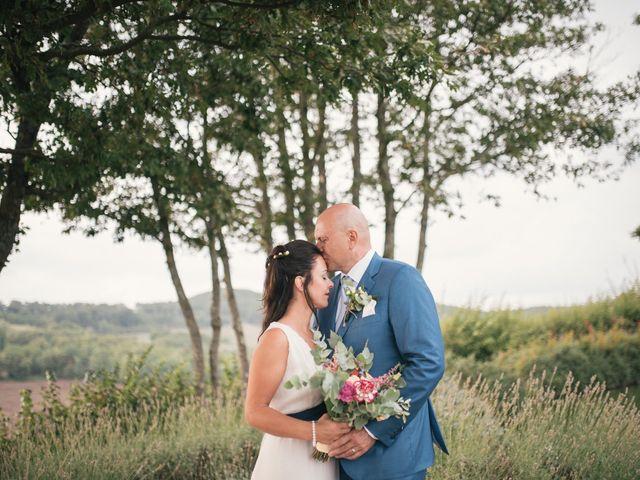 Il matrimonio di Ian e Kety a Acquapendente, Viterbo 26
