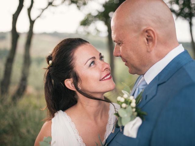 Le nozze di Kety e Ian