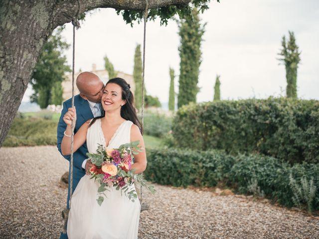 Il matrimonio di Ian e Kety a Acquapendente, Viterbo 1