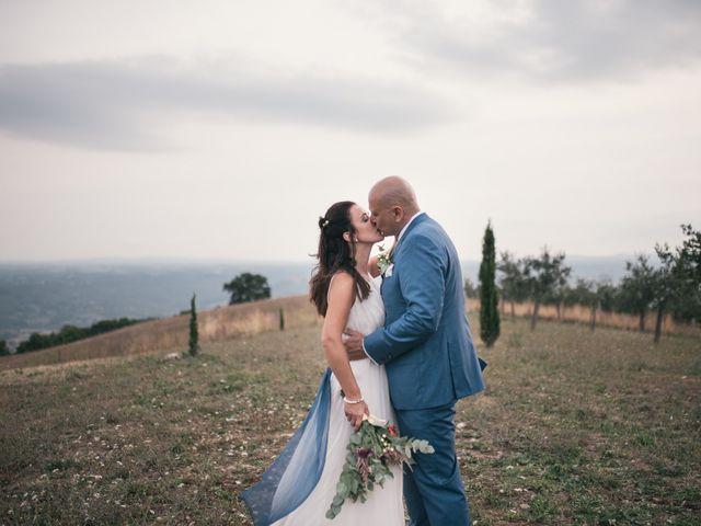 Il matrimonio di Ian e Kety a Acquapendente, Viterbo 30