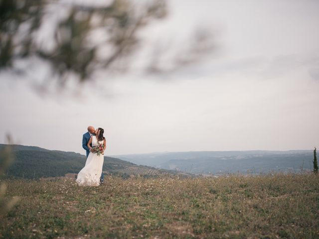 Il matrimonio di Ian e Kety a Acquapendente, Viterbo 32