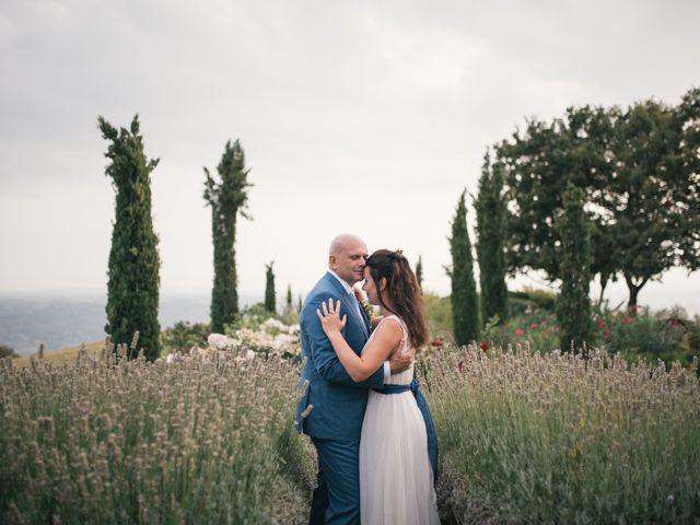 Il matrimonio di Ian e Kety a Acquapendente, Viterbo 34
