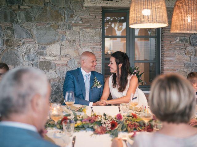 Il matrimonio di Ian e Kety a Acquapendente, Viterbo 37