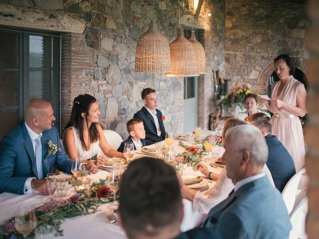Il matrimonio di Ian e Kety a Acquapendente, Viterbo 38