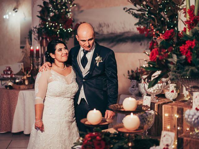 Il matrimonio di Paolo e Rita a Ozieri, Sassari 70