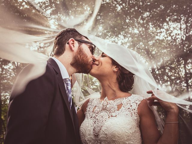 Le nozze di Rebecca e Roberto