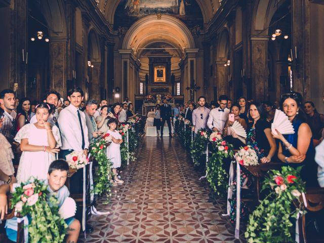 Il matrimonio di Luca e Alice a Reggiolo, Reggio Emilia 12