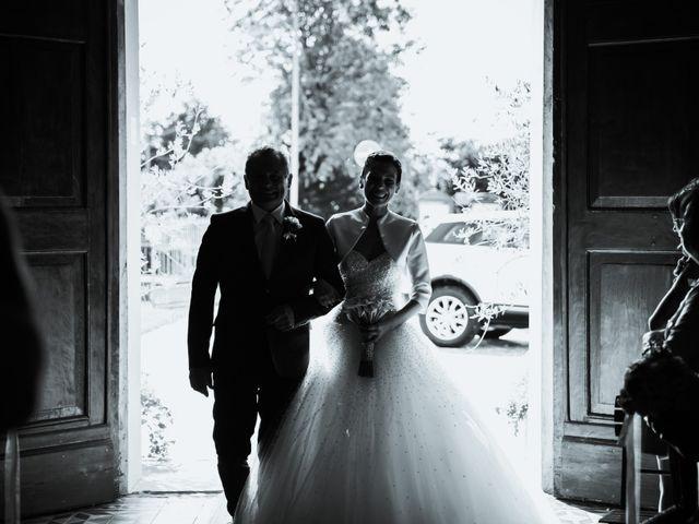Il matrimonio di Luca e Alice a Reggiolo, Reggio Emilia 13