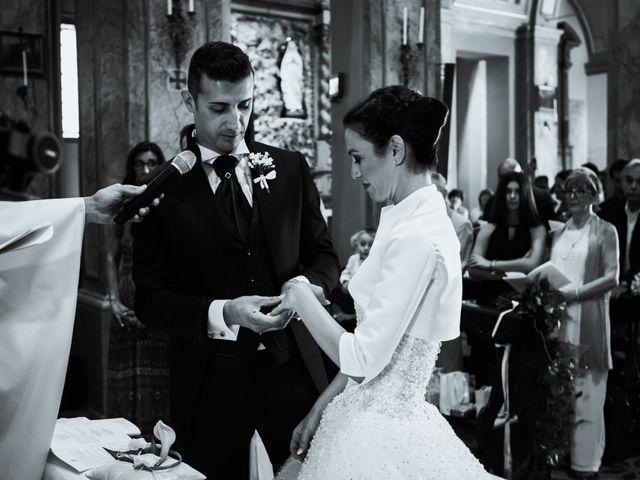 Il matrimonio di Luca e Alice a Reggiolo, Reggio Emilia 14