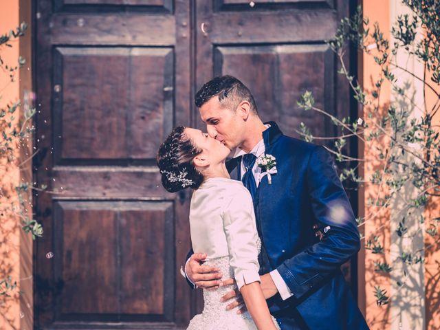 Il matrimonio di Luca e Alice a Reggiolo, Reggio Emilia 18