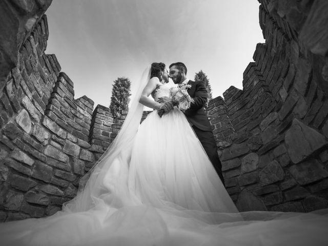 Le nozze di Marica e Filippo