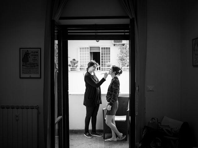 Il matrimonio di Enrico e Mimma a Roma, Roma 16