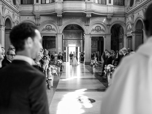 Il matrimonio di Enrico e Mimma a Roma, Roma 35