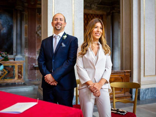 Il matrimonio di Enrico e Mimma a Roma, Roma 36