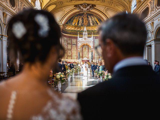 Il matrimonio di Enrico e Mimma a Roma, Roma 37