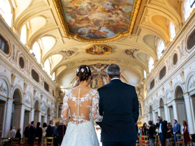 Il matrimonio di Enrico e Mimma a Roma, Roma 38