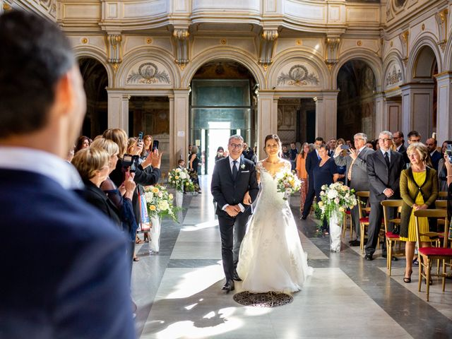 Il matrimonio di Enrico e Mimma a Roma, Roma 39