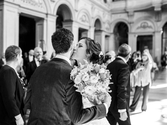Il matrimonio di Enrico e Mimma a Roma, Roma 40