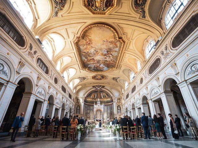 Il matrimonio di Enrico e Mimma a Roma, Roma 57