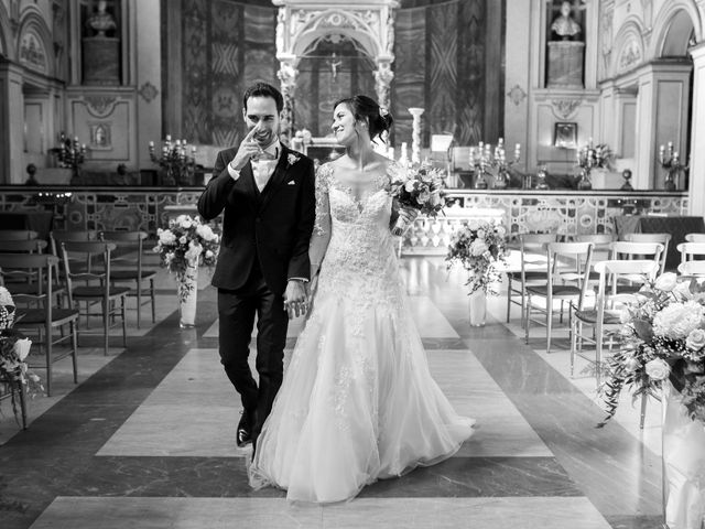 Il matrimonio di Enrico e Mimma a Roma, Roma 60