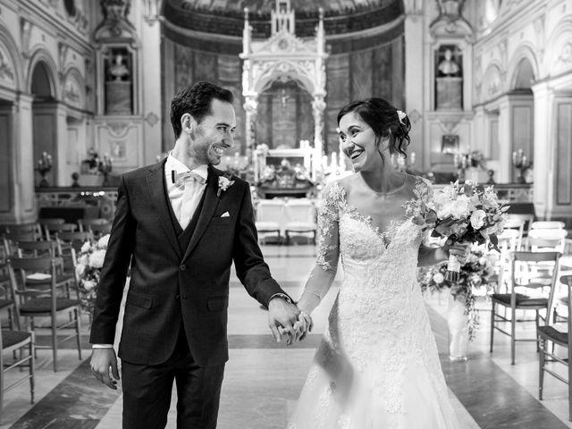 Il matrimonio di Enrico e Mimma a Roma, Roma 61