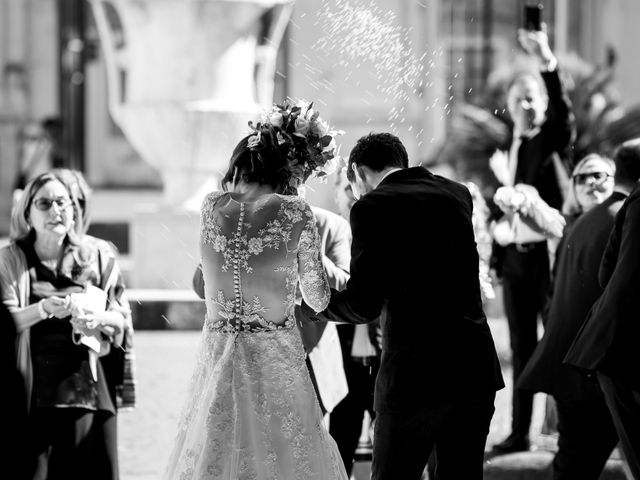 Il matrimonio di Enrico e Mimma a Roma, Roma 62