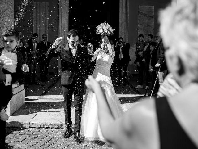 Il matrimonio di Enrico e Mimma a Roma, Roma 63