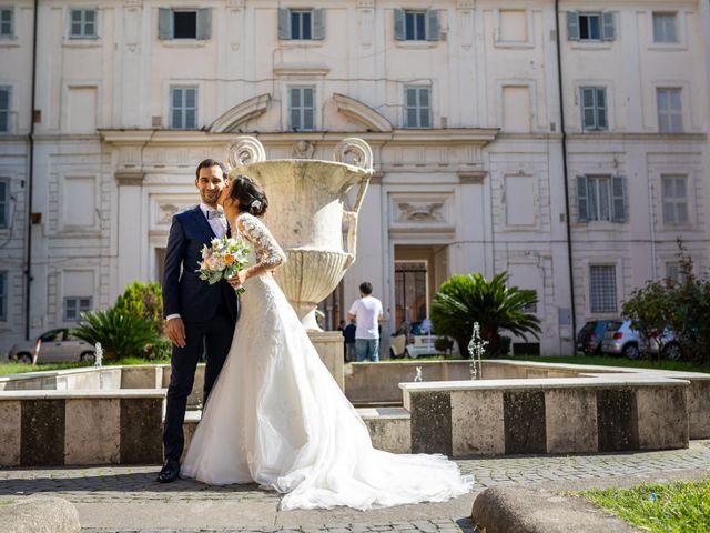 Il matrimonio di Enrico e Mimma a Roma, Roma 65