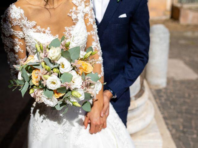 Il matrimonio di Enrico e Mimma a Roma, Roma 69