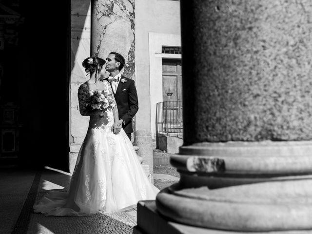 Il matrimonio di Enrico e Mimma a Roma, Roma 71