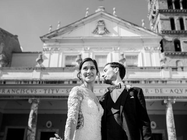 Il matrimonio di Enrico e Mimma a Roma, Roma 1